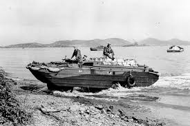 amphibious car military vehicles wwi to present