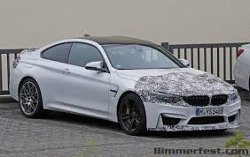 spied 2018 bmw m4 cs limited edition performance model bmw news