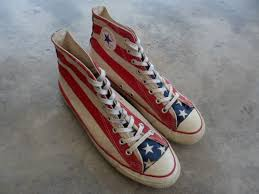American Flag Shoes The Black Dickie U0027s Vintage 90s Converse American Flag All Star