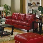 red leather sectional sofas