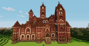 Victorian Mansion Blueprints by Victorian Mansion Creative Mode Minecraft Discussion
