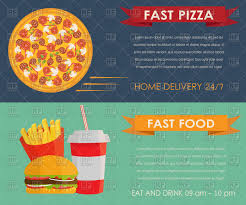 food templates free download fast food banners in flat style horizontal templates design fast food banners in flat style horizontal templates design click to zoom