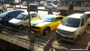 cost of chevrolet camaro in india chevrolet camaro bumblebee arrives in mangalore with carnet entry