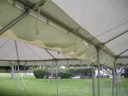 rent canopy tent rent some canopy gutters for your next party at all seasons
