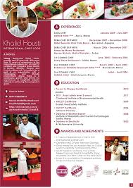 chef cuisine maroc khalid housti cv en web