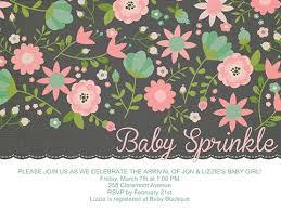 baby sprinkle baby sprinkle invitations smilebox