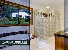glass block designs for bathrooms 1510889229glass block design ideas you can use for your bathroom jpg