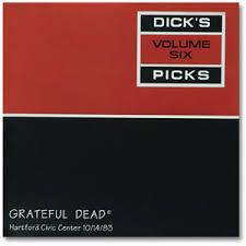 album cover grateful dead