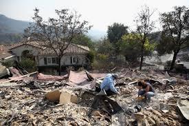 napa fire donations how to help california victims money