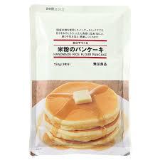 Pancake Flour Handmade Rice Flour Pancake 無印良品 Muji