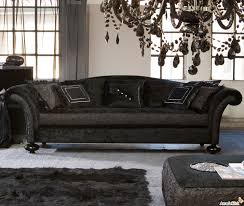 Velvet Sofa For Sale by Contemporary Black Velvet Sofa For Living Room S3net Sectional