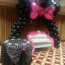 minnie mouse polka dots baby shower party ideas minnie mouse