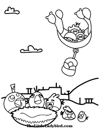 angry birds vegetables coloring pages free printable coloring