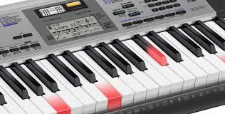 casio lk 175 61 lighted key personal keyboard lk 175 lk series casio music gear