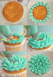 cupcake flowers best 25 flower cupcakes ideas on pretty cupcakes