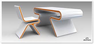 bureau design bois design