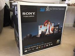 sony blu ray dvd home theater system sony 3d blu ray dvd home theatre system bdv e370 in sherborne