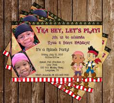 novel concept designs jake and the neverland pirates birthday