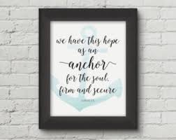 Anchor For The Soul Etsy - anchor for the soul etsy