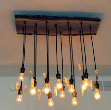 Candle Hanging Chandelier Candle Hanging Chandelier Edison Bulb Chandelier Incandescence