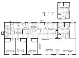 view the kensington 4 floor plan for a 1800 sq ft palm harbor the kensington 4 ml30604k floor plan
