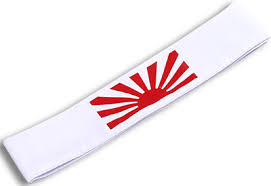 japanese headband band japanese rising sun restaurant equipment and
