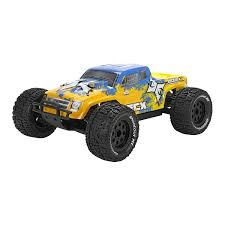 bad to the bone monster truck video amazon com 1 10 ruckus 4wd rtr monster truck with active vehicle