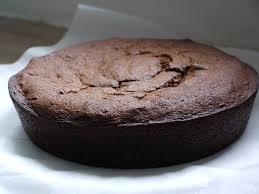 gâteau chocolat u0026 banane glaçage au chocolat u2013 cuisine téméraire