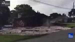 Sinkhole Florida Map by Monster Sinkhole Swallows Homes In Fl The Weather Channel