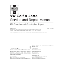 vw golf u0026 jetta mk2 service and repair manual by erik oliveira issuu