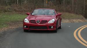 2009 mercedes benz slk300 youtube