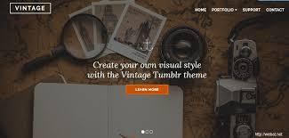 vintage tumblr themes free html best free tumblr themes for 2017 web net