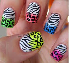 top 80 eye catching cheetah nail designs