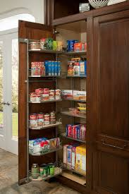 full height tandem pantry by woodmode perfect pantries