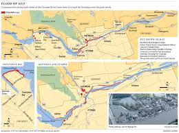 Ottawa Canada Map Ottawa And Gatineau Flood Updates For Monday May 8 Ottawa Citizen