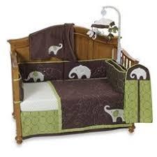 Zutano Elephant Crib Bedding Elephants 4pc Crib Bedding Set At Burlington Coat Factory