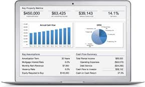 Estate Investment Spreadsheet Template by Rental Property Calculator For Analyzing Estate Investments