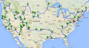 us map states national parks map of every national park in the us ecoclimax united states