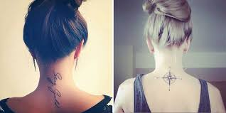35 splendid back of neck designs