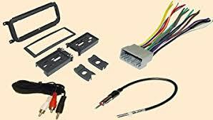 jeep grand wiring harness amazon com radio stereo install dash kit wire harness antenna
