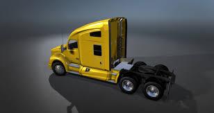 kw truck models kenworth t680 render model from american truck simulator