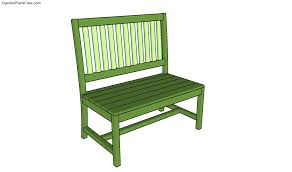 Plans To Make A Park Bench by Simple Wooden Park Bench Plans Easy Woodworking Solutions