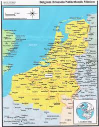 belgium and netherlands map belgium and netherlands map major tourist attractions maps