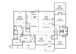 quad level house plans one level home plans awesome one level house plans with basement