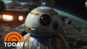 Star Wars The Last Jedi U0027 Trailer Has Fans Out In Force On Social