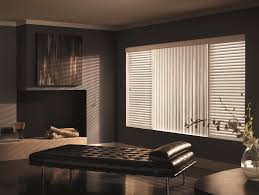 Linen Vertical Blinds New York Modern Vertical Blinds Bedroom Contemporary With Side
