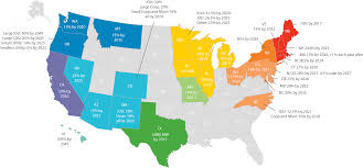 Wind Map United States by Examining What State Renewable Portfolio Standards Mean For Wind