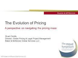 global markets futures slide spooked 2014 baker u0026 mckenzie global services llc the evolution of pricing