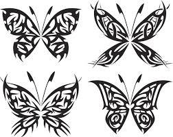imagenes de mariposas faciles para dibujar dibujos de mariposas para tatuajes vix