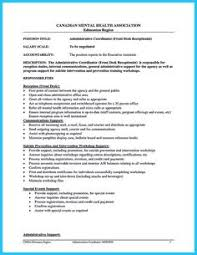 resume templates administrative coordinator ii salary finder for jobs acting resume sle presents your skills and strengths in details
